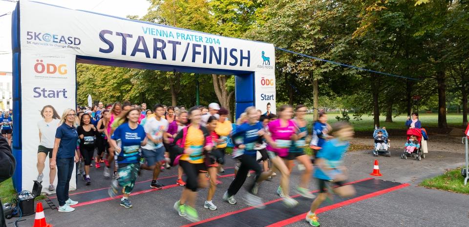 5K@EASD run/walk Image #6