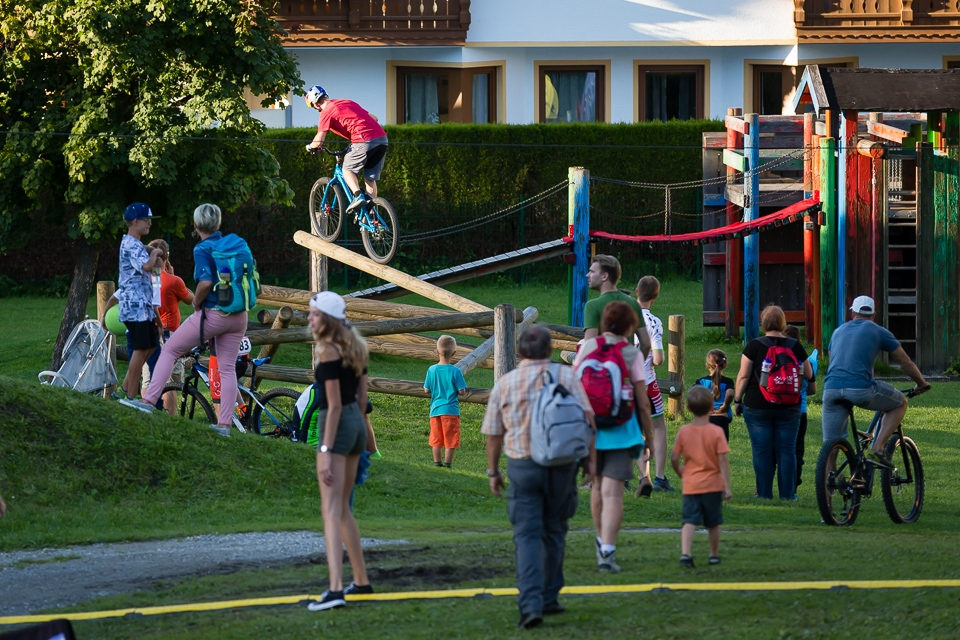Bike Night Flachau 2016 Image #7