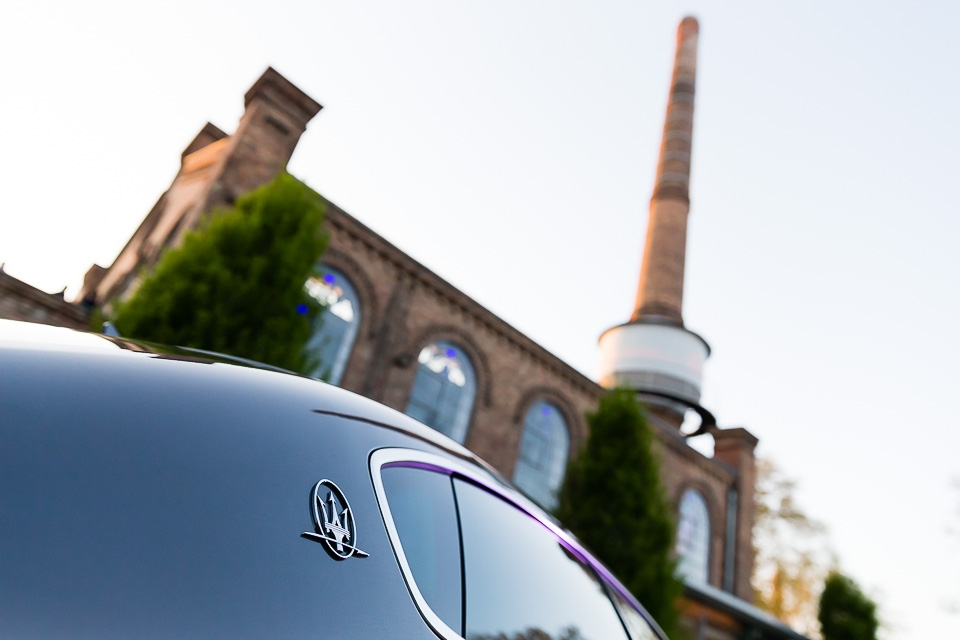 Maserati Levante Präsentation Image #1
