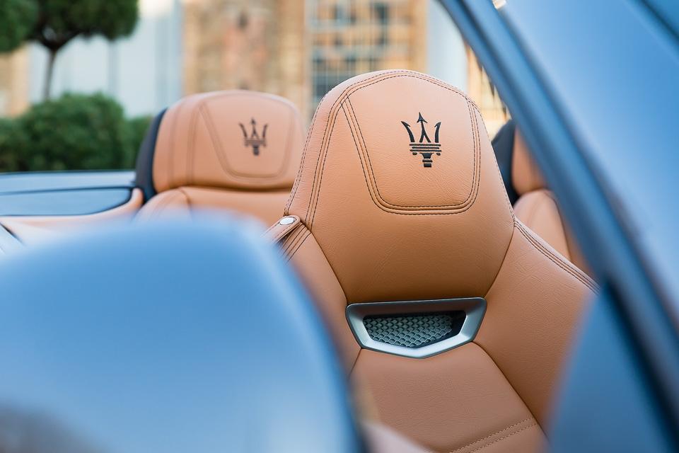 Maserati Levante Präsentation Image #3