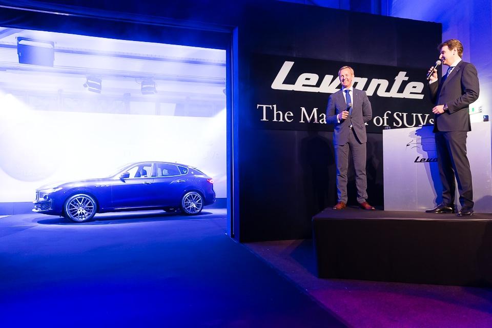 Maserati Levante Präsentation Image #9