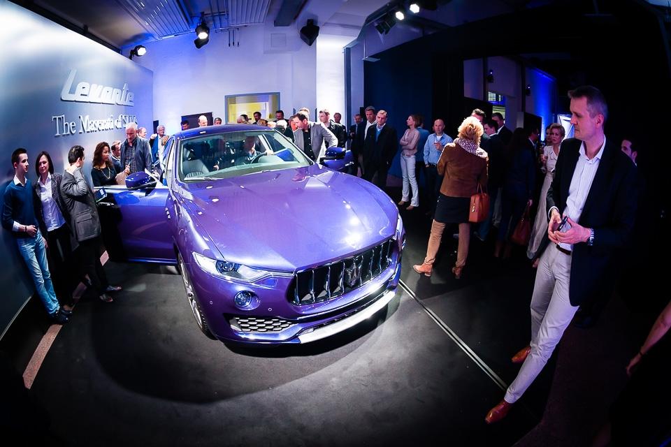 Maserati Levante Präsentation Image #11