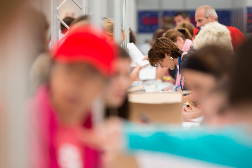 Österreichischer Frauenlauf 2014 Image #2