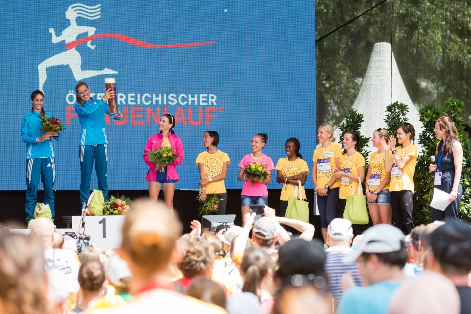 Österreichischer Frauenlauf 2014 Image #11