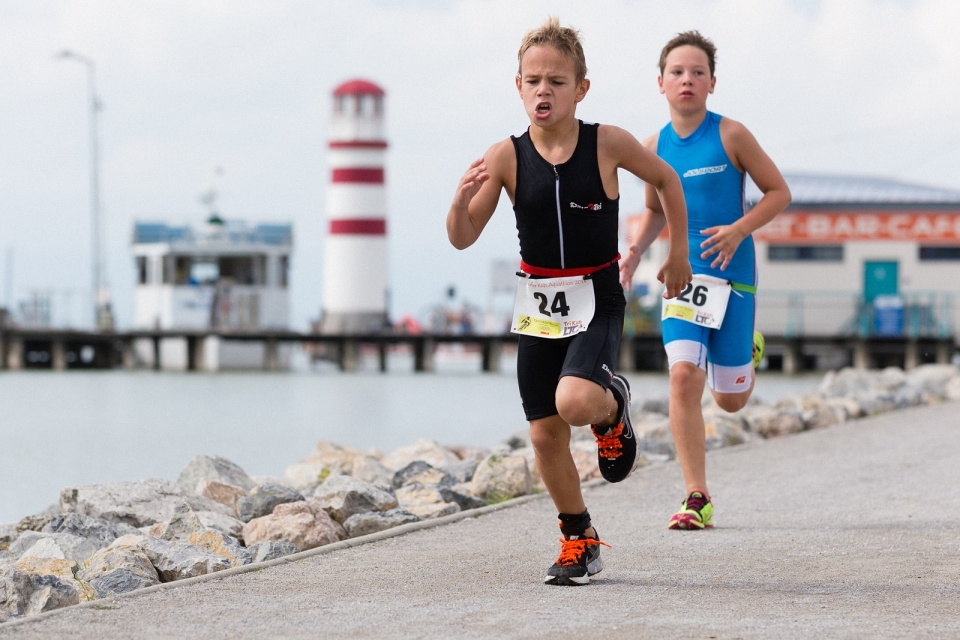 Austria Triathlon 2014 - Kids Race Image #1