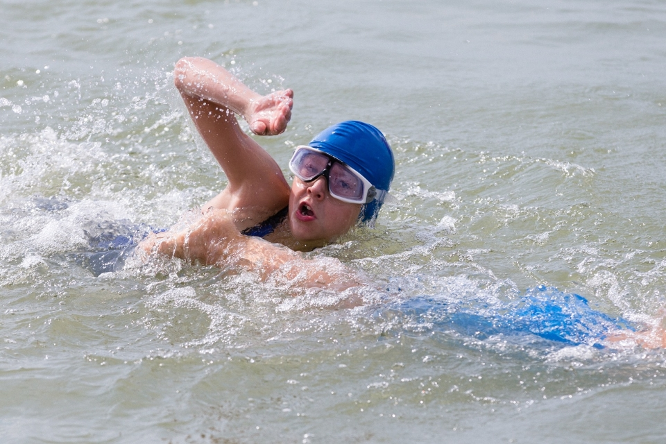 Austria Triathlon 2014 - Kids Race Image #4